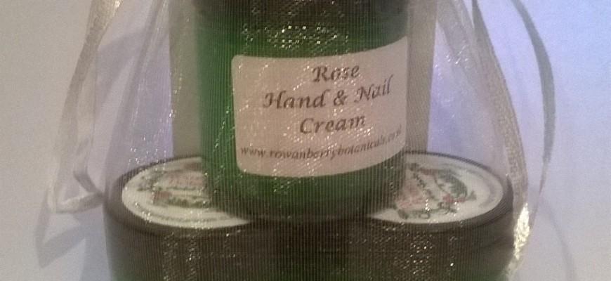 Christmas Skin Care Gift Set from Namaste Herbal Healing